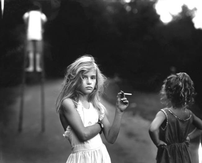Candy Cigarette by Sally Marin