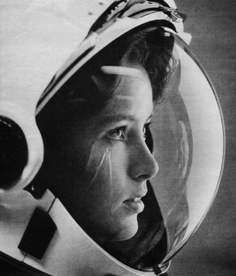 First mother in space | Anna Fisher, Astronaut | Life Magazine