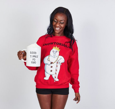 Snowtorious® - Ugly Christmas Sweater - Funny Christmas Sweater - Unisex - For Men and Women on Etsy! $34.99+