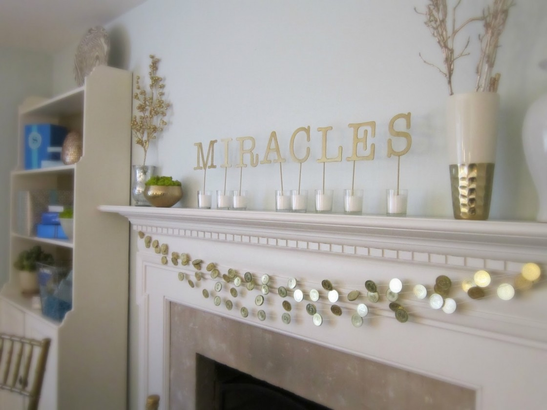 Chanukah Decor Ideas by At Home Interiors