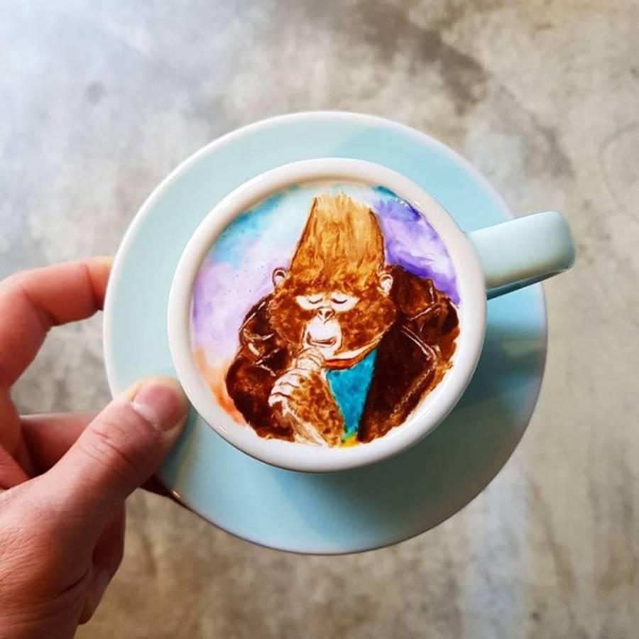 Lee Kang Bin - Cold Cream Art