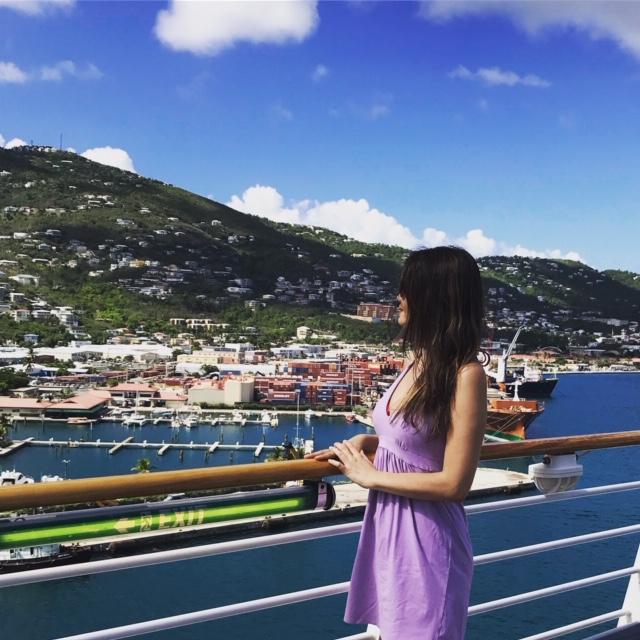 Crown Bay, Charlotte Amalie, St. Thomas, U.S. Virgin Islands via Royal Caribbean's Harmony of the Seas