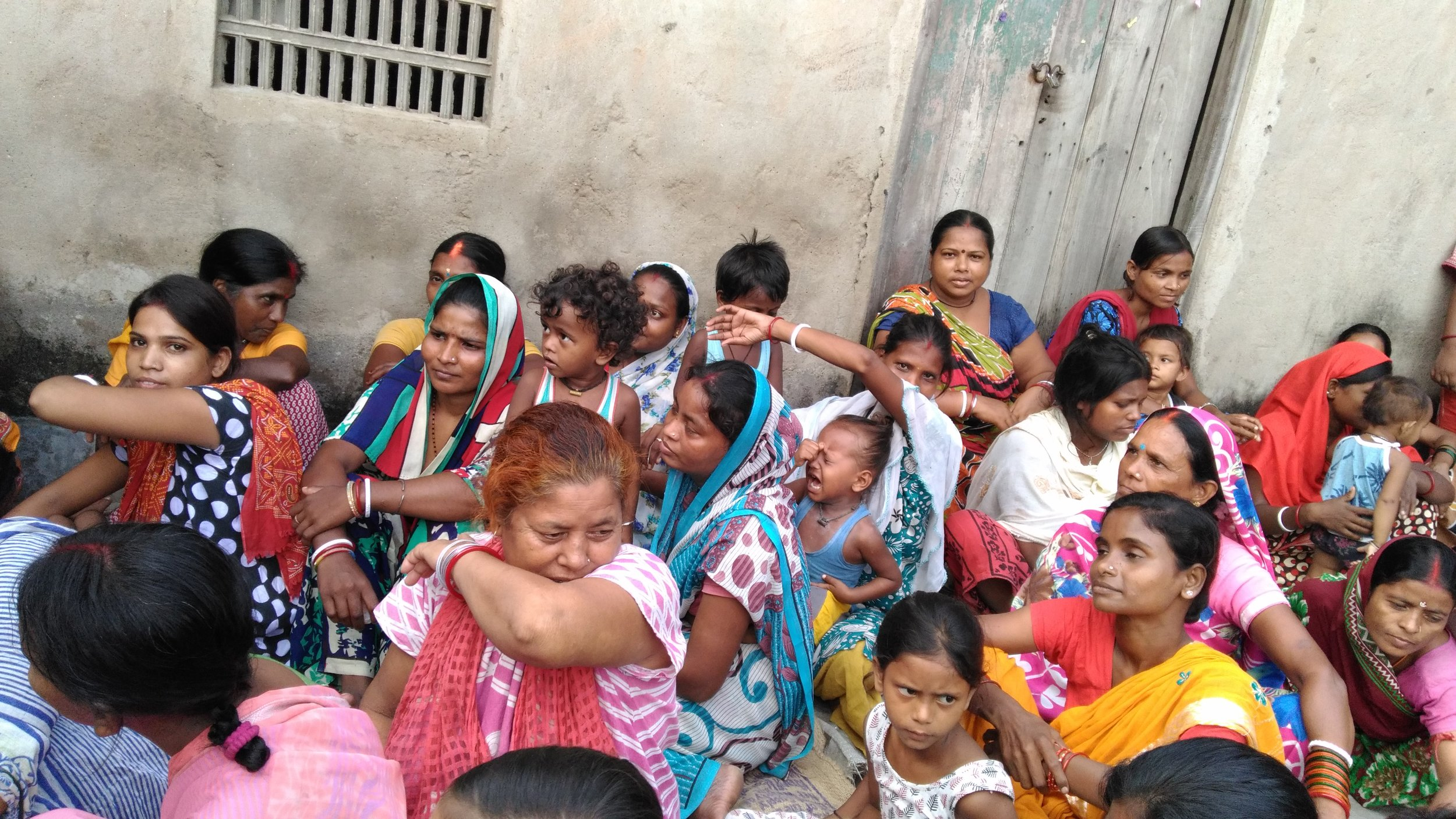 Copy of participatory learning by women group  at communitylevel.jpg