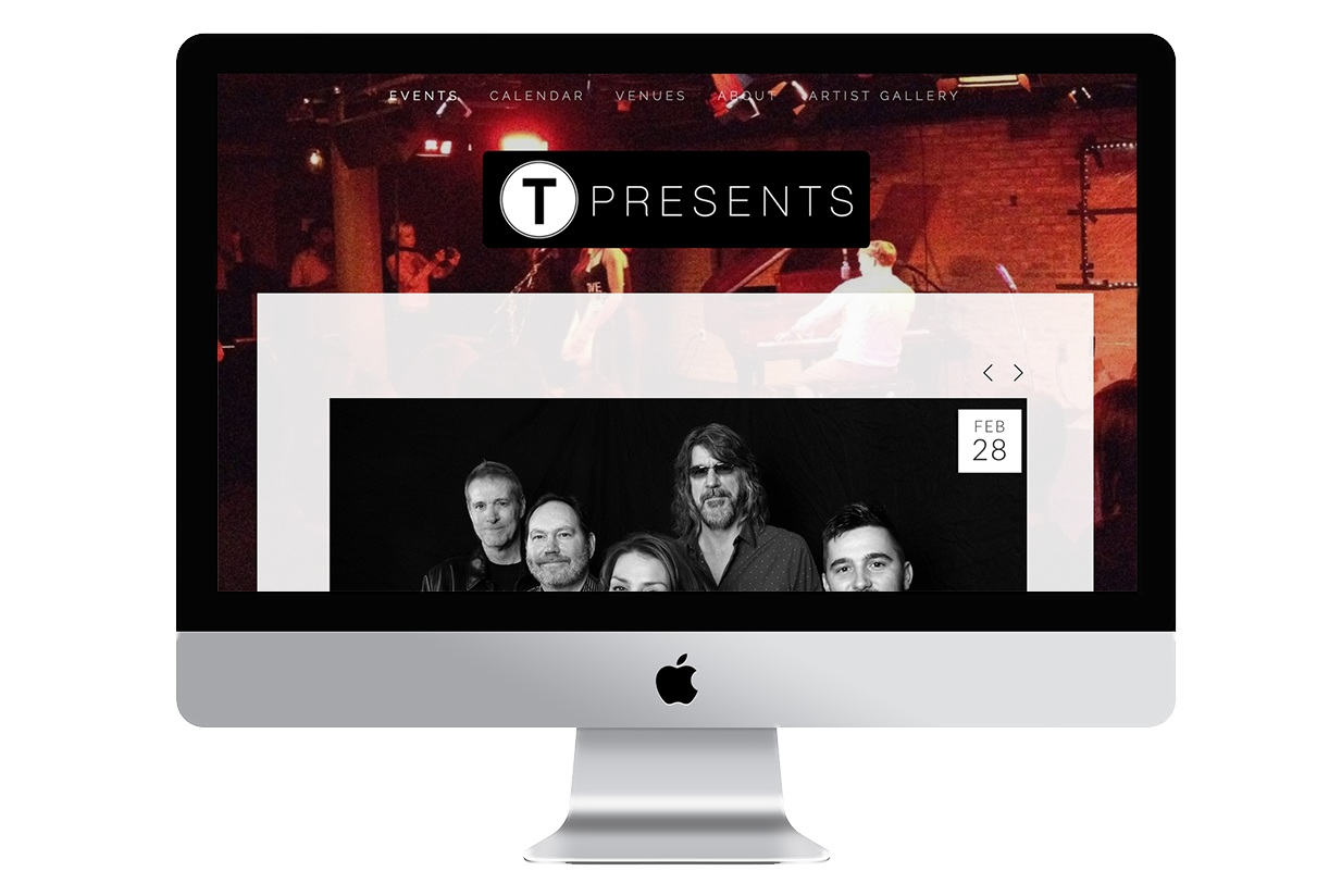 T-Presents, independent promoter
