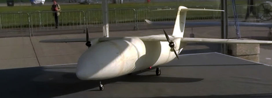"Airbus ""Thor"" 3D Printed Aircraft"