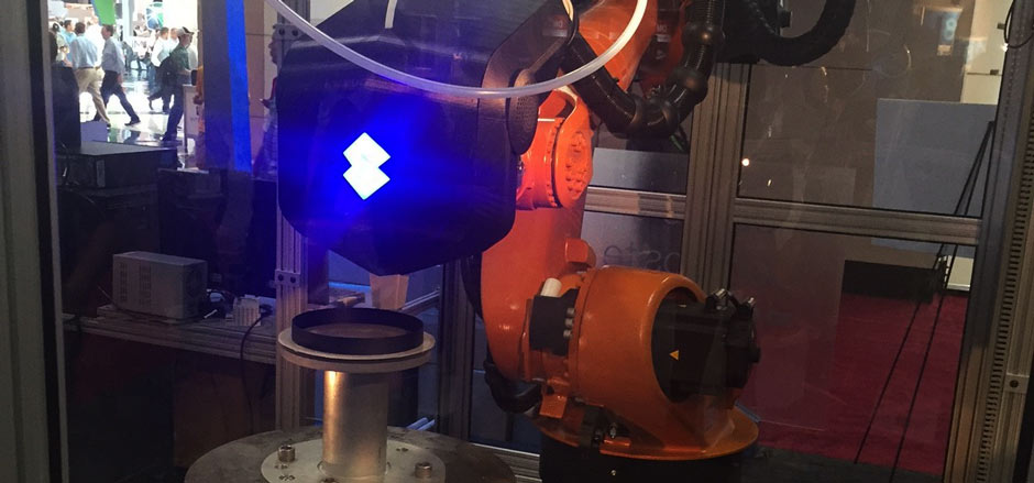 Stratasys Multi-Axis 3D Printing IMTS