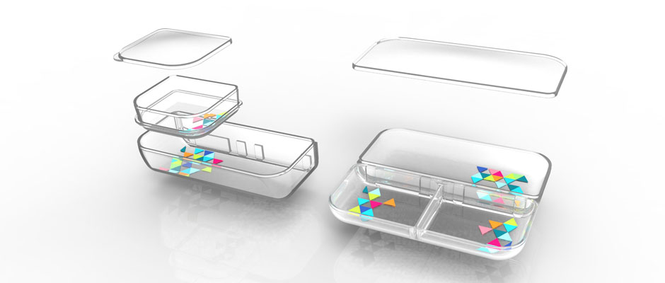 Modular Plates Design