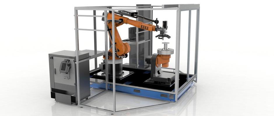 3D Printing Kuka