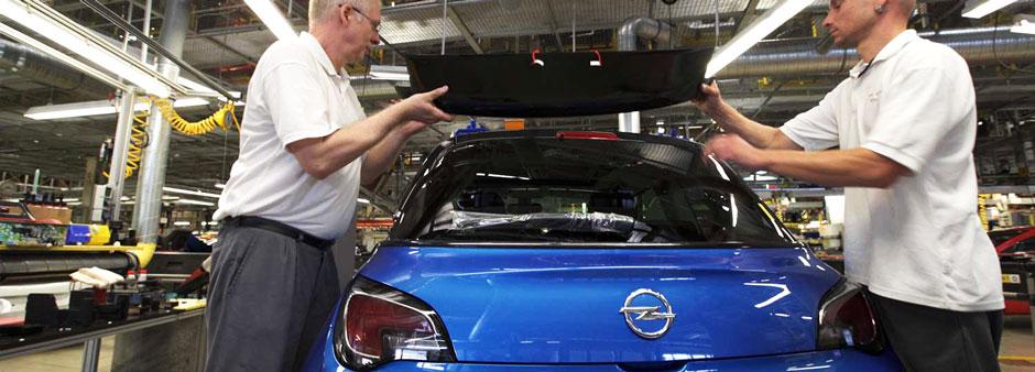 Automotive Opel
