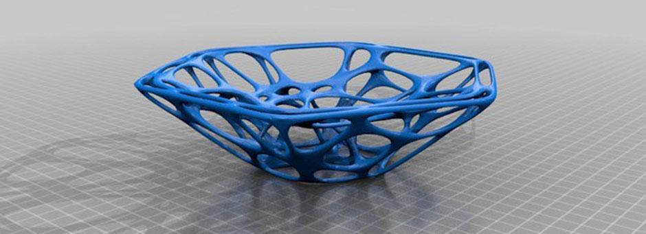 3D Printing Voronoi