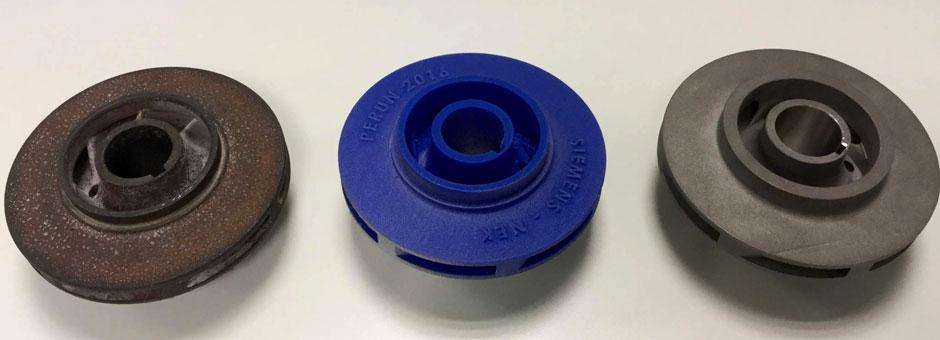 Siemens Nuclear 3D Printing