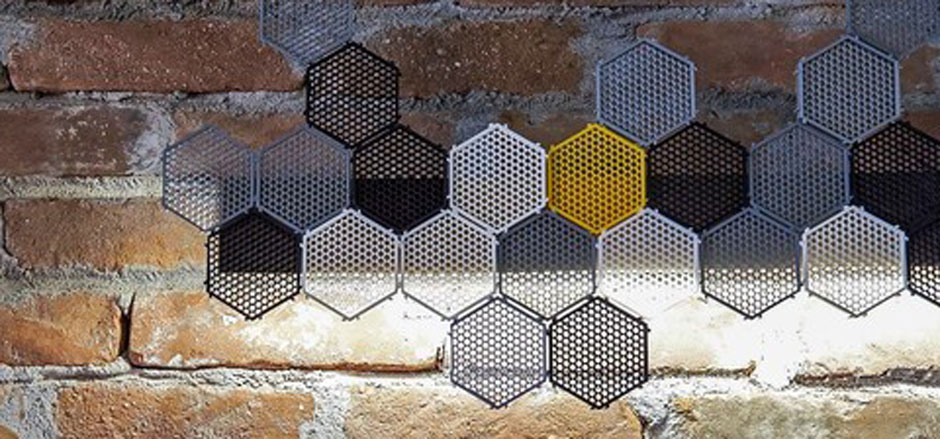 3D Printing Hexagonal Modules