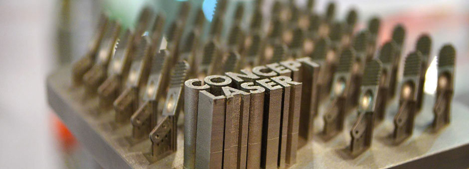 GE Concept Laser 3D Printing