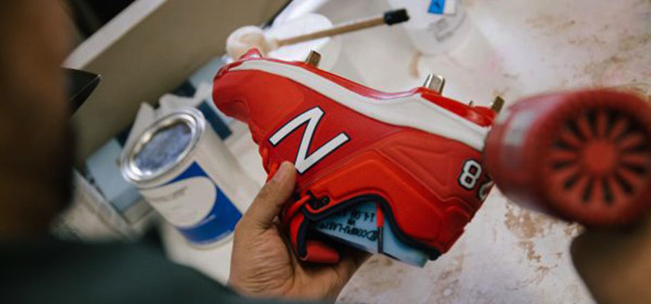 3D Printing Cleat Shoe