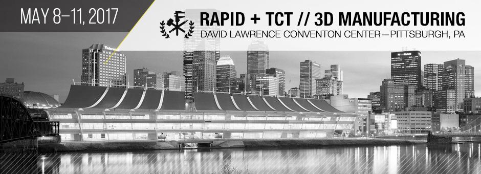 RAPID event 3D Printing
