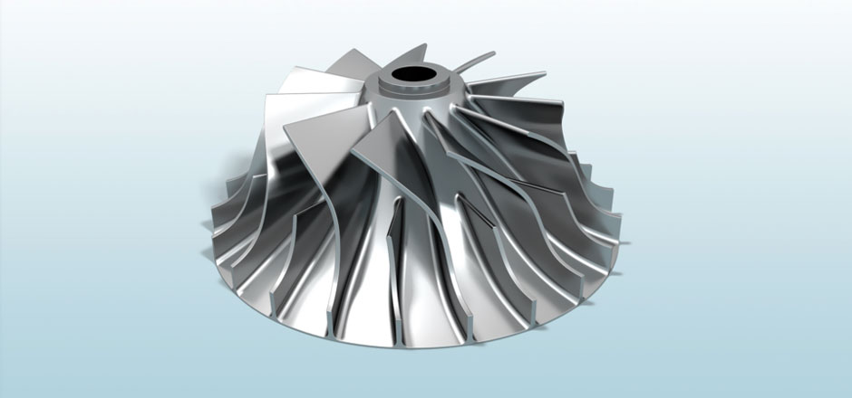3D Printing Compressor