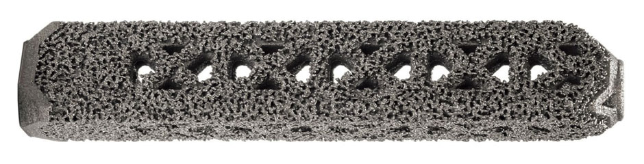 3D Printing Titanium Implant