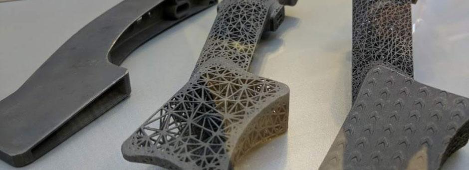 3D Printing Formula 1