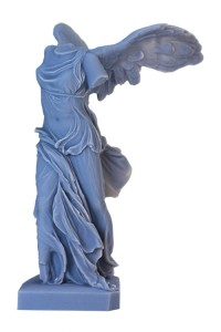3D Printed Winged Victory Statue FATHOM