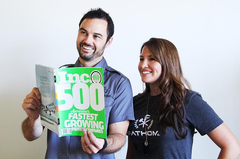 Inc 5000 3D Printed Photo FATHOM