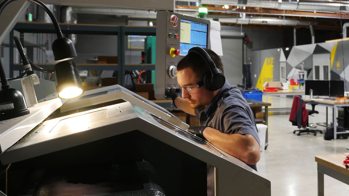 ADVANCED PROTOTYPING & PRODUCTION   FATHOM's services include but are not limited to 3D printing and additive manufacturing, urethane casting, CNC machining, tooling, injection molding, engineering and design support, model finishing, assembly, and on-site managed equipment services.   Read More
