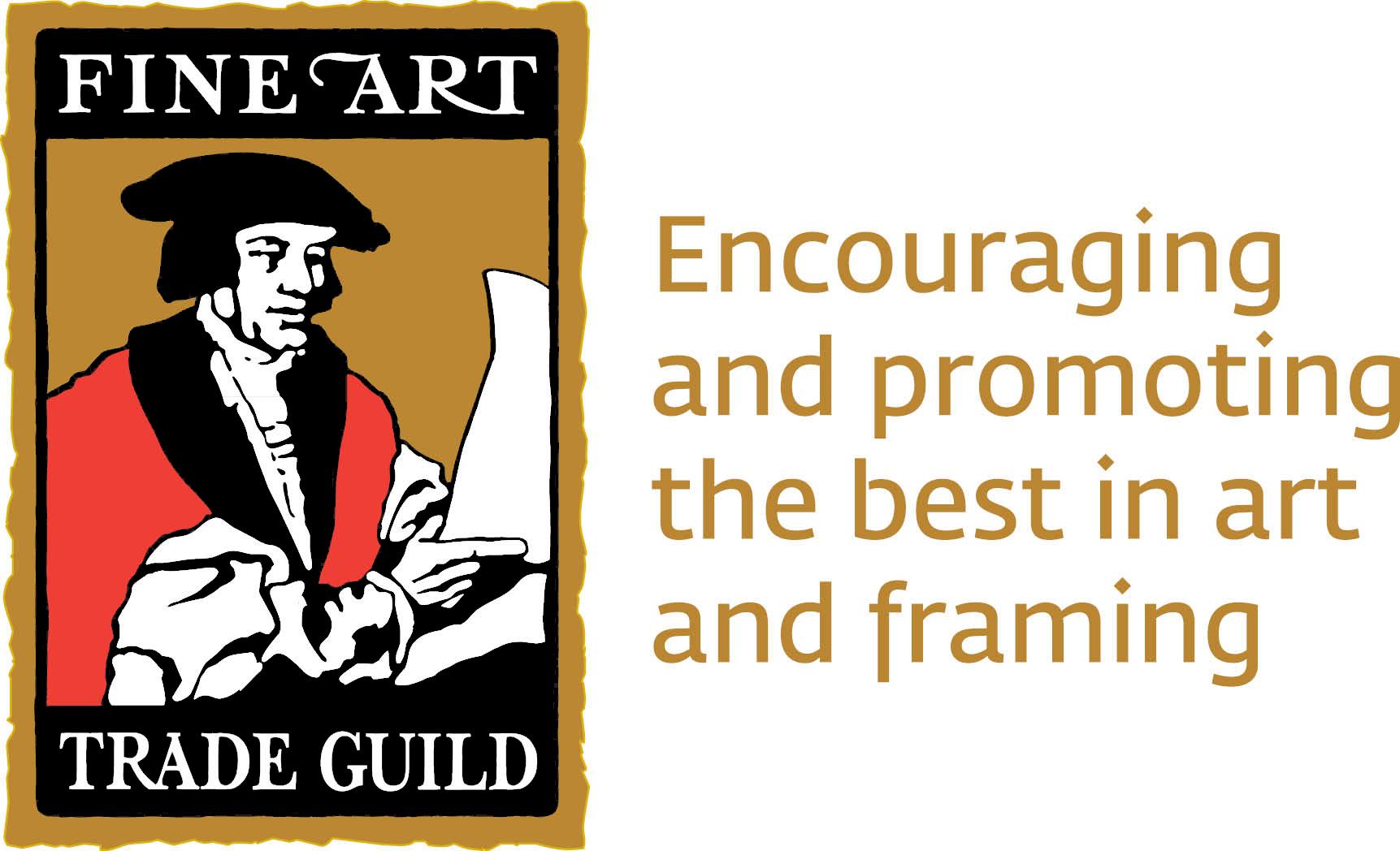 Logo for Fine Art Trade Guild.