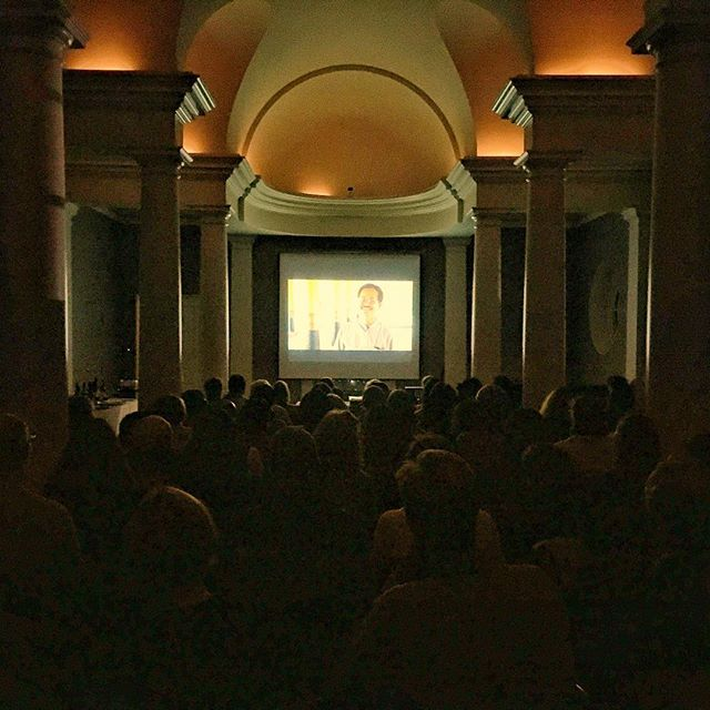 Thanks to everyone who came to the first screening of #WeWereKings in #Oxford last night! Full house, and some great questions from an audience with more PhDs than you could shake a stick at. #documentary #history #myanmar #burma #royal #monarchy