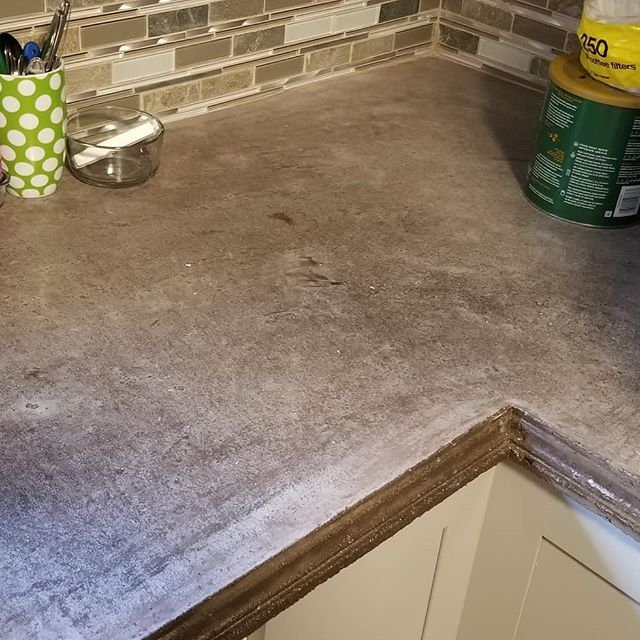 Alot of buzz about my concrete counter tops... So Fraser Valley surfers... feel free to contact me thru my website... Thanks