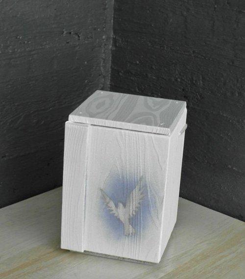 Puukuvio lintu Valmistaja: Mansikkamäki Oy