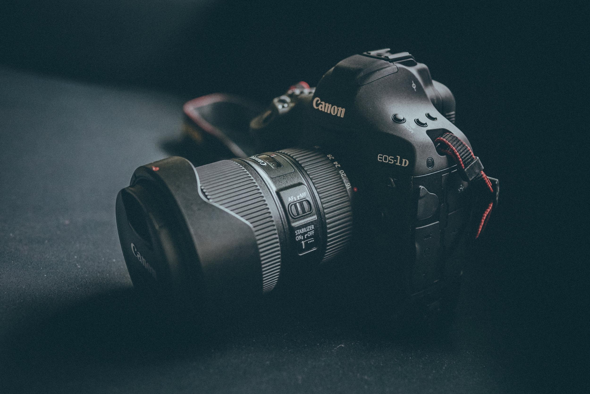 Valokuvaus -