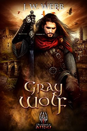 - Part of the Legends of Ansu, an enthralling fantasy collection, Gray Wolf sees young Corin's world devastated when his parents are slain and sisters kidnapped. Forming a tentative relationship with the elite Wolf Regiment, Corin soon becomes part of a brutal civil war. Forced to choose between vengeance and ending terrible violence, where will his path take him?