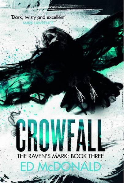 Crowfall - Ed McDonald
