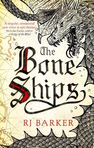 The Bone Ships (Sept 24th) - R.J Barker