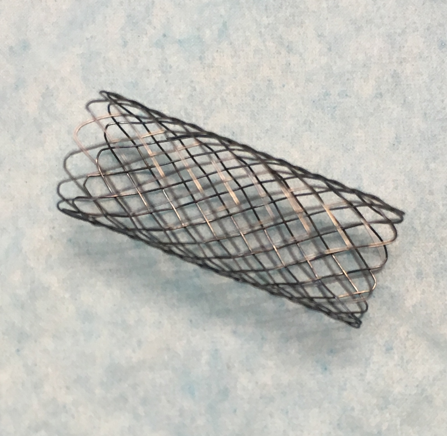 Straight Stent (Original design) Available for sale in multiple sizes    TO BUY CLICK HERE