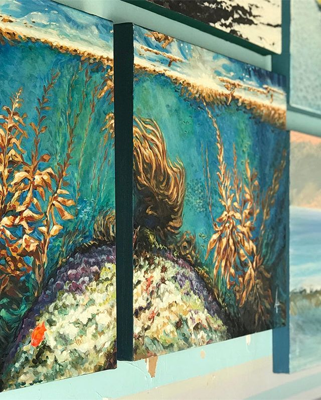 Join us for a Surf Artist Show featuring work by local artists Aaron Hall & Mark Brog!🏄♂️🐳🦀🌴 The Reception starts tonight at 5pm at the Waterfront Tasting Room and their art will remain on display through May 30th. Hope to see you there! . . . #supportlocal #art #surfartshow #surf #art #show #waterfront #kingharborbrewing #kingharborbrew #kingharborvillage #kingharborwaterfront #craftbeer #redondobeach #hermosabeach #manhattanbeach #torrance #drinklocal #southbay