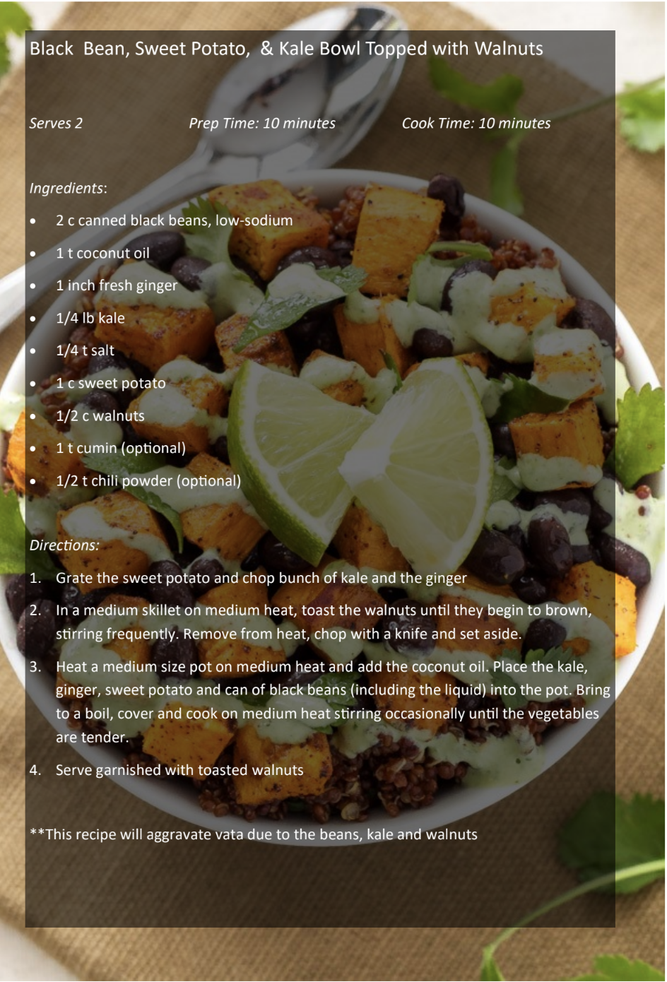 Black Bean, Sweet Potato & Kale Bowl Topped with Walnuts.png