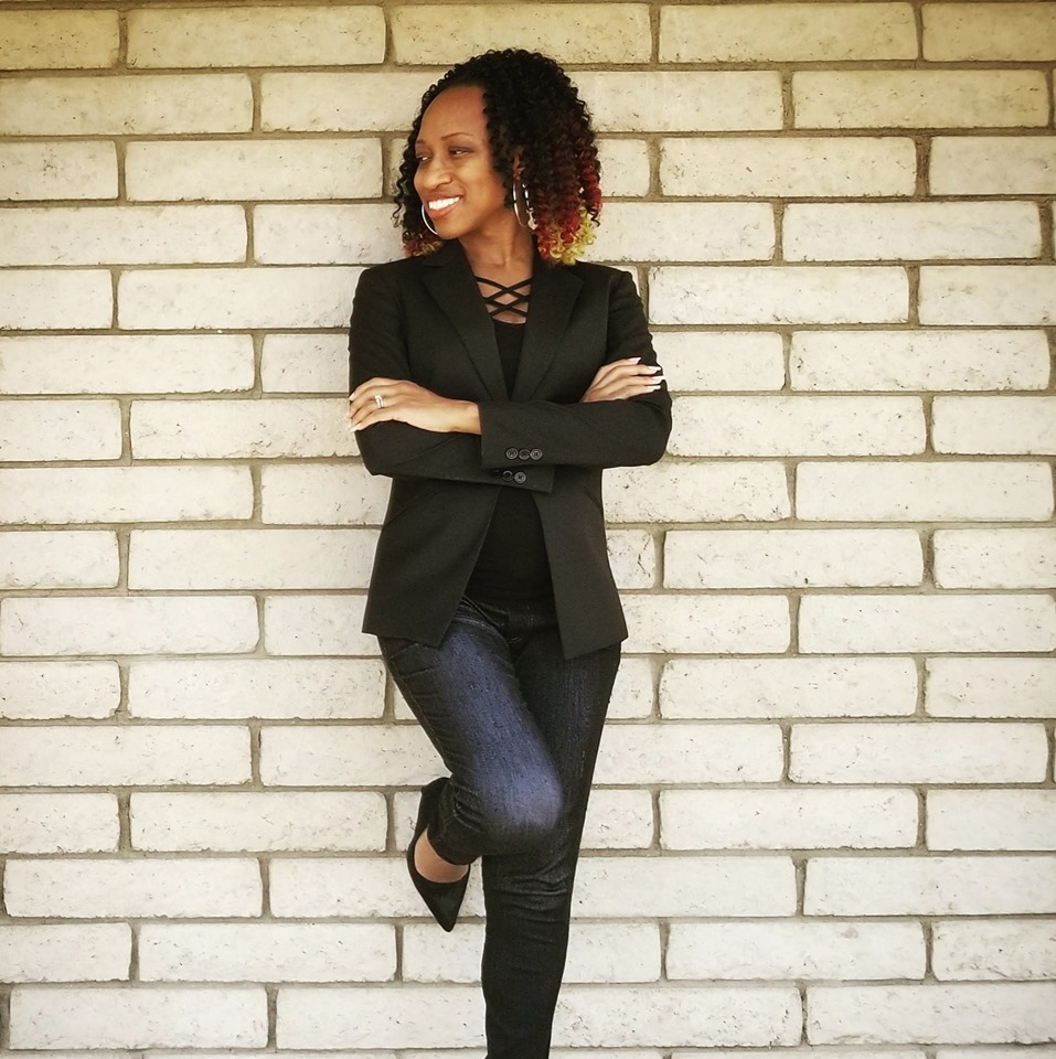 VOYAGE PHX INTERVIEW - Read about Art & Life with Zybrena Porter
