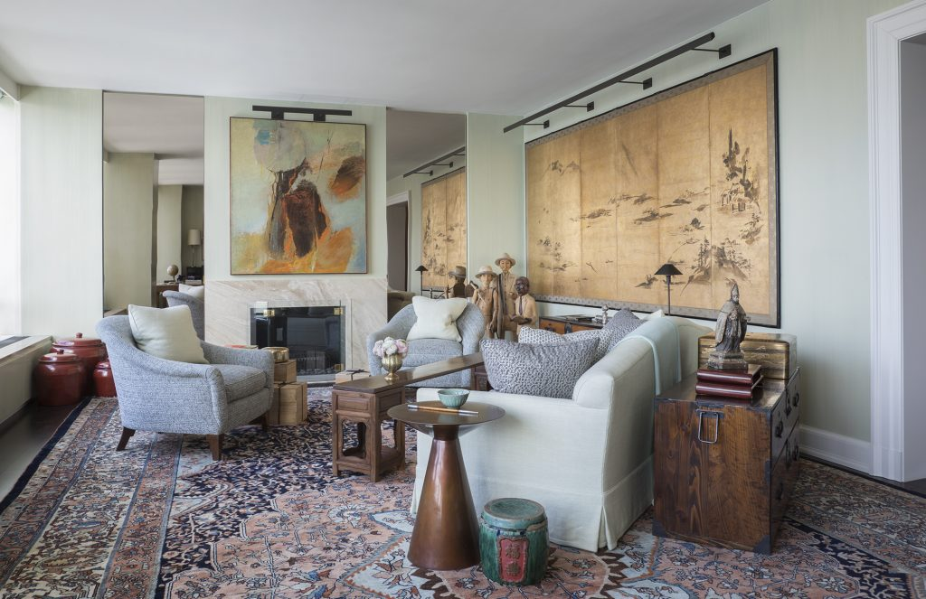 Midtown East Home Designed by Kevin Isbell.
