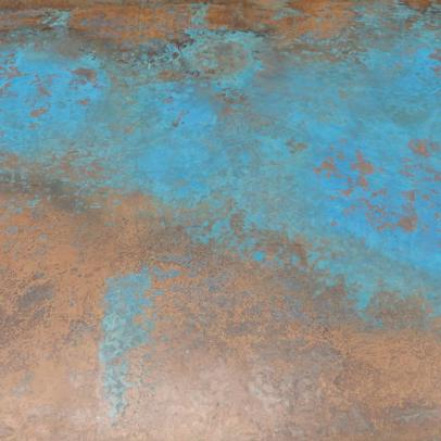 Patina Copper Blue 60