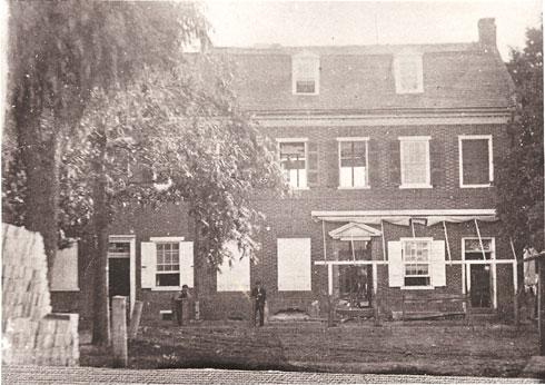 Stiegels Mansion