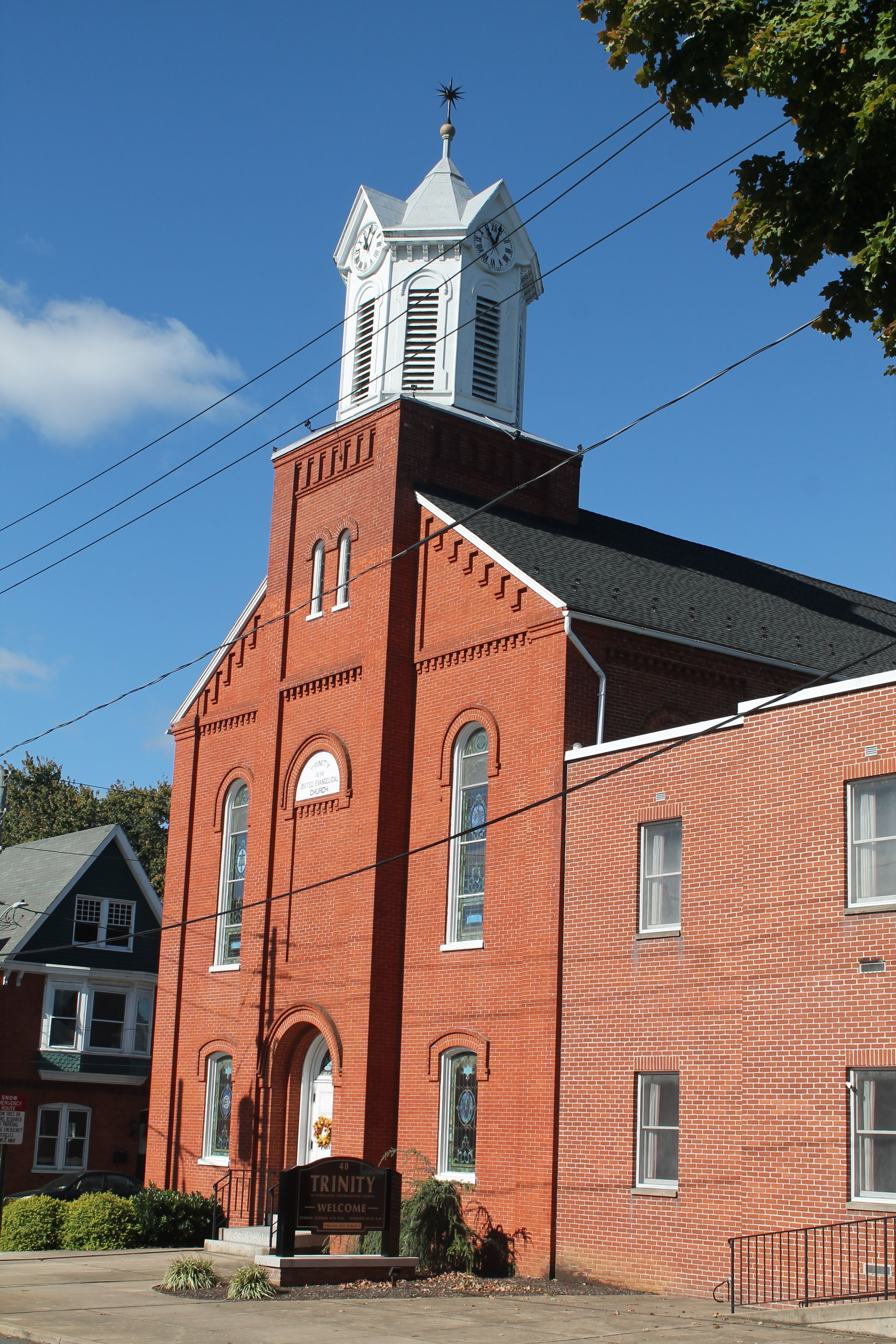 Trinity Evangelical Congregational Church