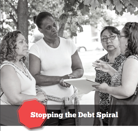 Stopping the Debt Spiral - DOWNLOAD THE REPORT