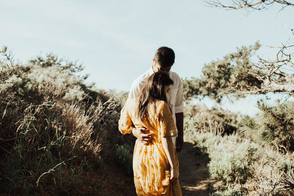 Big Sur Engagement Session - Michelle Larmand Photography002