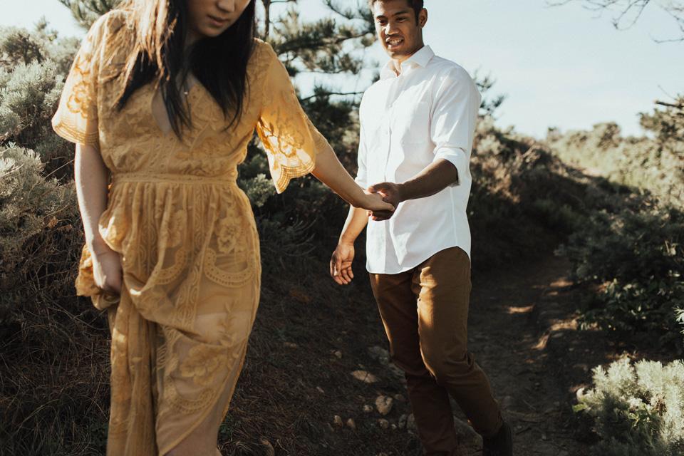 Big Sur Engagement Session - Michelle Larmand Photography006