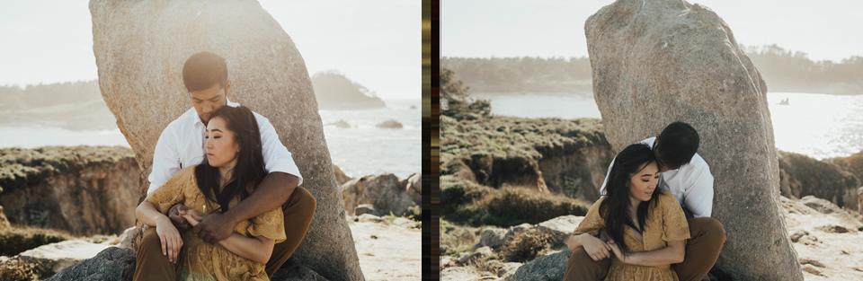 Big Sur Engagement Session - Michelle Larmand Photography010