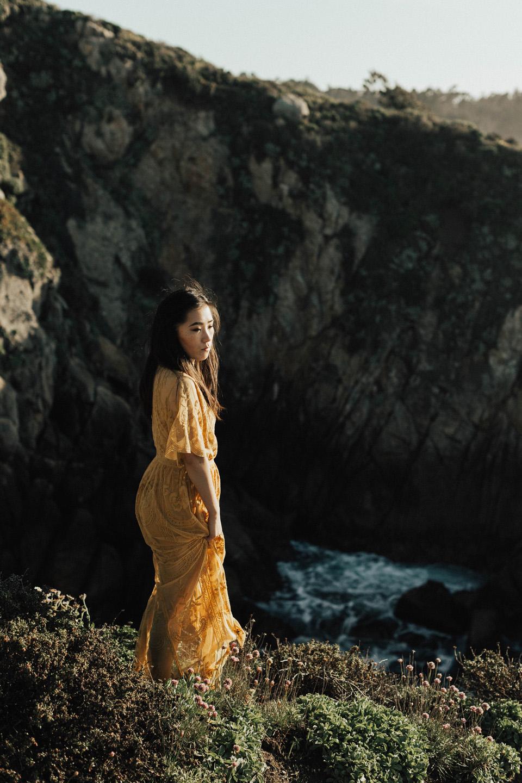 Big Sur Engagement Session - Michelle Larmand Photography023