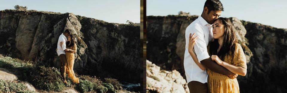 Big Sur Engagement Session - Michelle Larmand Photography025