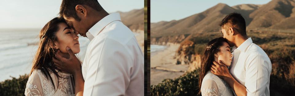 Big Sur Engagement Session - Michelle Larmand Photography036