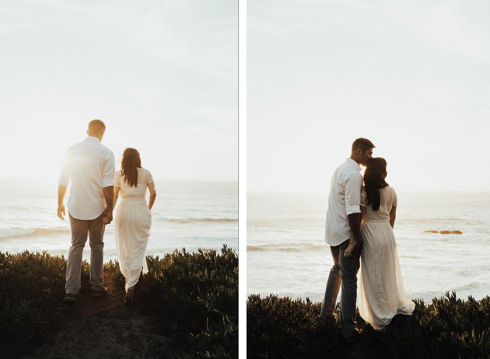 Big Sur Engagement Session - Michelle Larmand Photography038