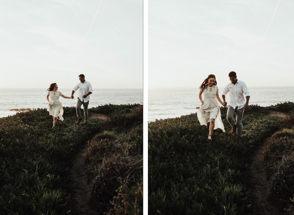 Big Sur Engagement Session - Michelle Larmand Photography041